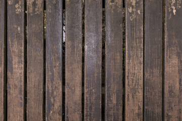 Vertical Wood Texture or Wooden Planks background