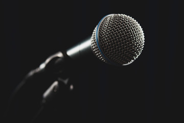 LowKey Mikrofon Hintergrund