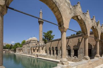 Balikligol, Halilurrahman Mosque Sanliurfa, Turkey