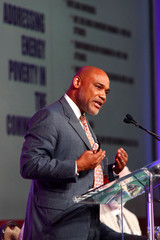 Derrick Hollie during the America First Energy Conference 2018 in New Orleans