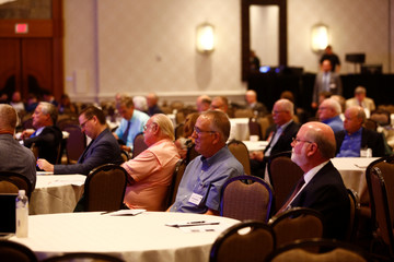 Attendees during the America First Energy Conference 2018 in New Orleans