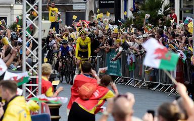 Cycling - Geraint Thomas Homecoming Parade