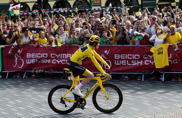 Cycling - Geraint Thomas Homecoming Parade