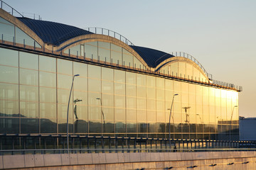 Alicante–Elche Airport. Alicante. Spain