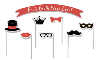 Photo booth props event, Photo booth props for weddings
