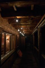Lightchain by Night in Arosa, Switzerland