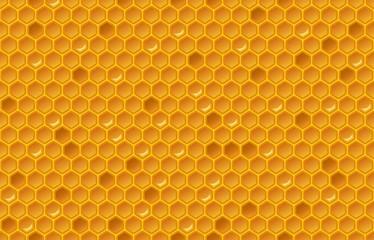 Honey comb pattern