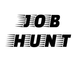 Job Hunt stamp