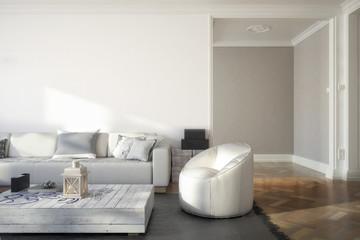 Ramgestaltung: Apartment (Vision)