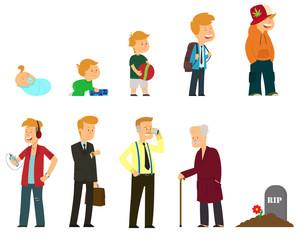 Generations men.