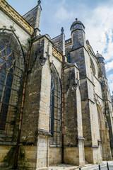 Wall Mural - Auch, Gers, la cathédrale saints-Marie.