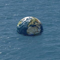 Terre qui flotte
