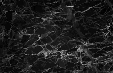 Marble stone Black