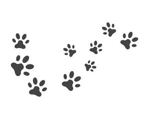 Paw icon vector illustration design