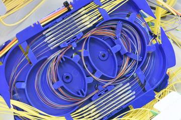 Fibre Optic Splice Tray