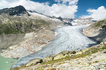 Rhonegletscher, Schweiz