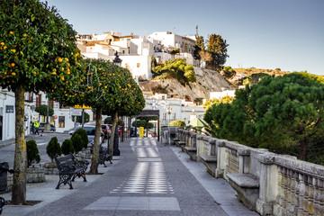 Vejer de la Frontera village. Costa de la Luz, Spain