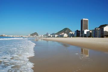 Copacabana Beach, Rio de Janeiro City
