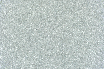 silver glitter texture abstract background