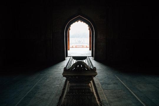 Safdarjung Tomb, ancient ruins in Delhi, India
