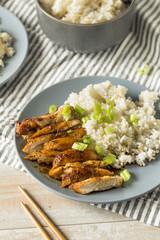 Sweet Homemade Teriyaki Chicken