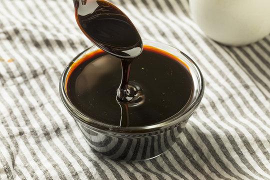 Organic Black Cane Sugar Molasses