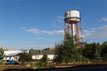 Wasserturm in Drumheller