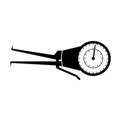 Bore gauge icon