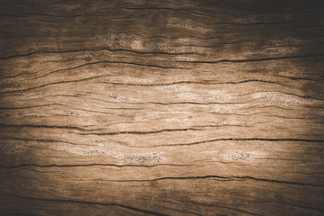Old wood texture , dirty surface wooden background , brown wood dark style
