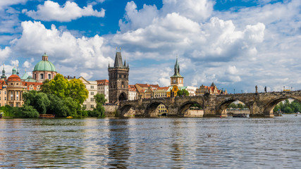 Prag – Karlsbrücke
