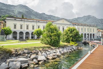 Lovere borgo d'Italia
