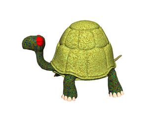 Cartoon Schildkröte