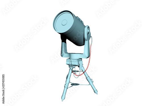 Tele science power astronomisches teleskop mit stativ