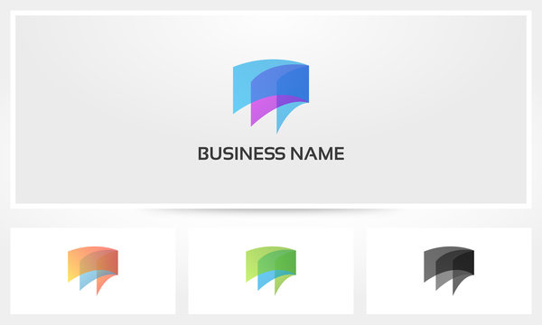 Transparent Pages Sheet Logo