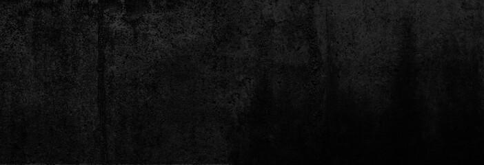 Obraz Beton-Textur in fast schwarz in XXL-Größe als Hintergrund - fototapety do salonu