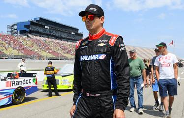 NASCAR: Corrigan Oil 200