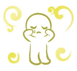 泣く-03