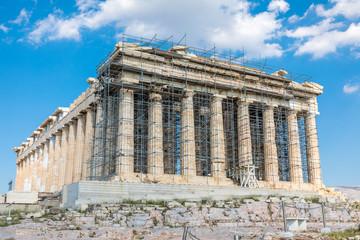 Parthénon, Acropole à Athènes