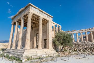 Érechthéion, Acropole à Athènes