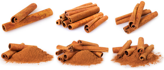 Wall Murals Spices Cinnamon
