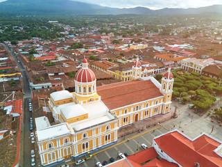 Streets in Granada town