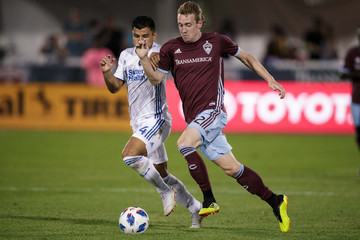 MLS: San Jose Earthquakes at Colorado Rapids