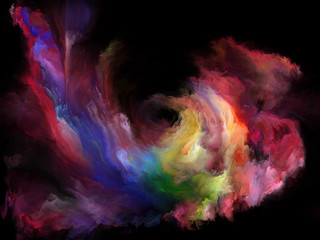 Energy of Color Motion