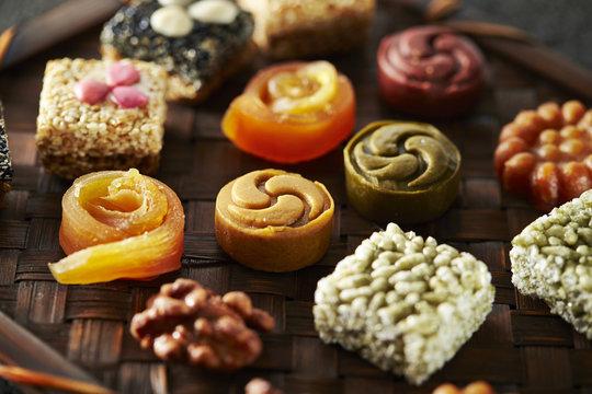 Traditional Korean dessert