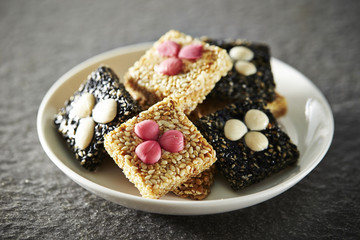 Traditional Korean dessert