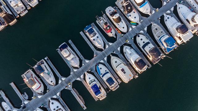 Huntington Harbor Boats 01