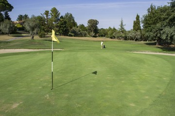 View of Golf Club Garlenda