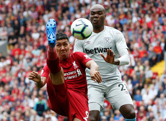 Premier League - Liverpool v West Ham United