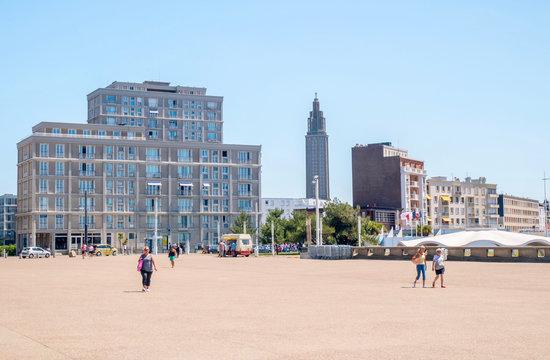 Le Havre en Normandie, France