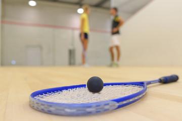 ball and racket